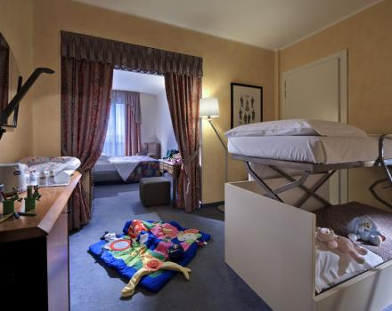 Best Western Promise Love for Kids is a selection of resorts that offer special services devoted to families traveling with children. All services are designed to meet the needs of children and parents more aware.