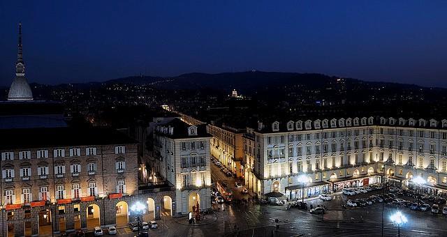 Regala un soggiorno per un week end a Torino