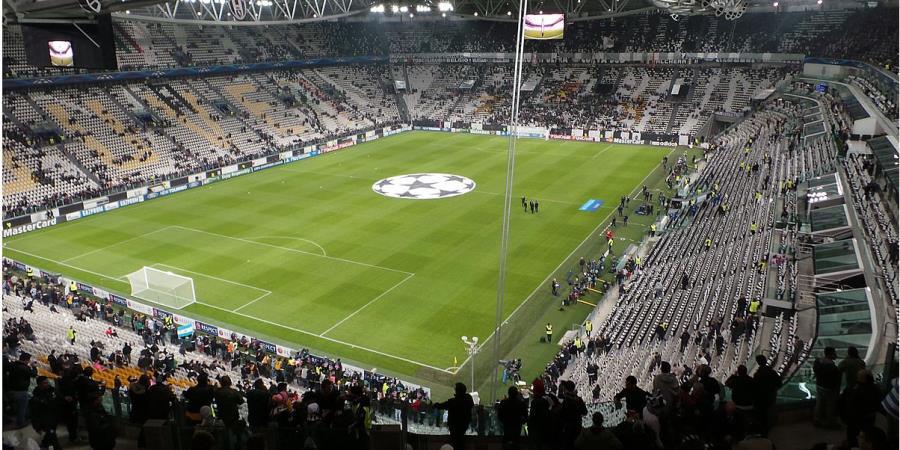 Calendario Partite Juventus Stadium.Le Partite In Casa Della Juventus Hotel Piemontese Torino