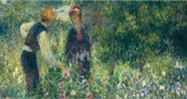 Renoir collection from Orsay