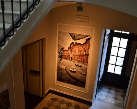 Photogallery best western hotel piemontese hotel nel for Tre stelle arreda torino